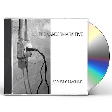 Vandermark 5 ACOUSTIC MACHINE CD