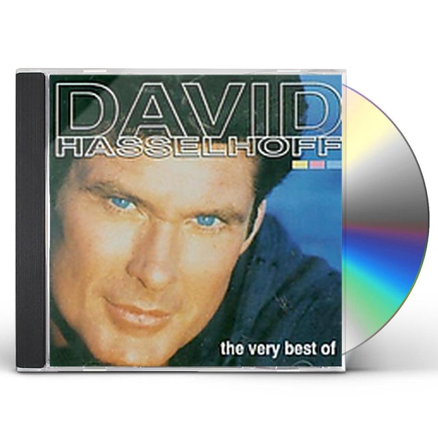 David Hasselhoff VERY BEST OF CD