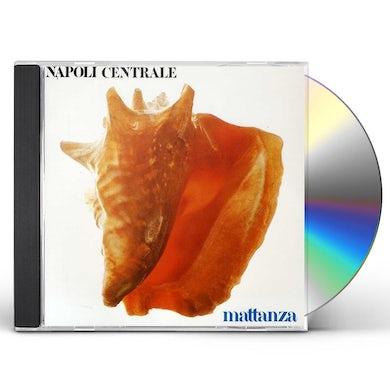 Napoli Centrale MATTANZA CD