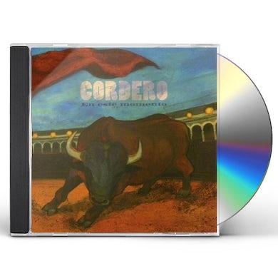 Cordero EN ESTE MOMENTO CD
