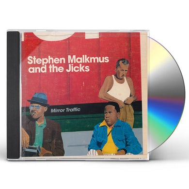 Stephen Malkmus & The Jicks MIRROR TRAFFIC CD