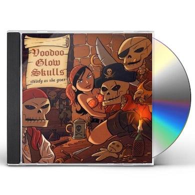 Voodoo Glow Skulls STEADY AS SHE GOES CD