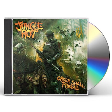 Jungle Rot ORDER SHALL PREVAIL CD