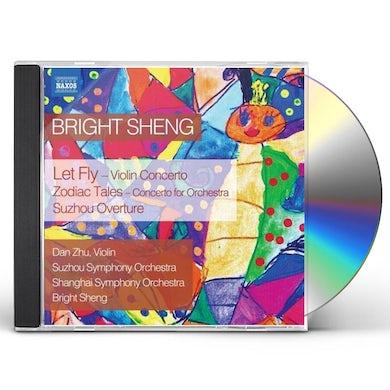 SHENG / ZHU / SHENG LET FLY / ZODIAC TALES CD