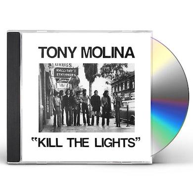 Tony Molina Kill The Lights CD