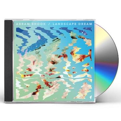 Abram Shook LANDSCAPE DREAM CD