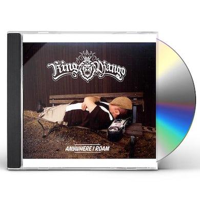 King Django ANYWHERE I ROAM CD