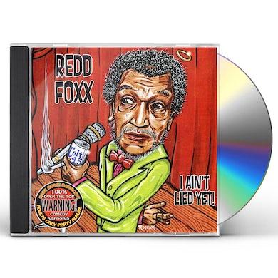 Redd Foxx AIN'T LIED YET CD