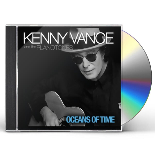 Kenny Vance OCEANS OF TIME CD