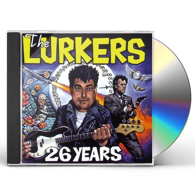 Lurkers 26 YEARS CD