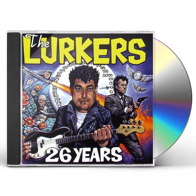 Lurkers 26 YEARS CD