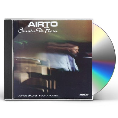 Airto Moreira SAMBA DE FLORA CD