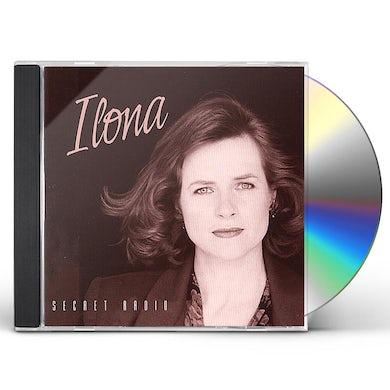 Ilona SECRET RADIO CD
