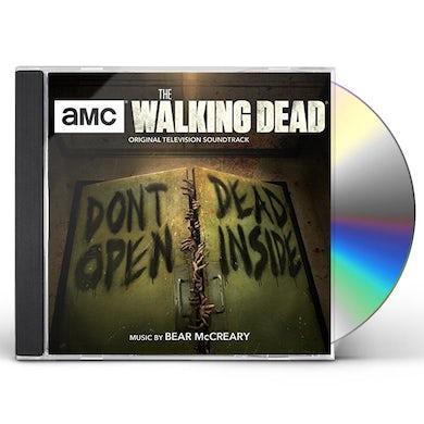 Bear McCreary WALKING DEAD - Original Soundtrack CD