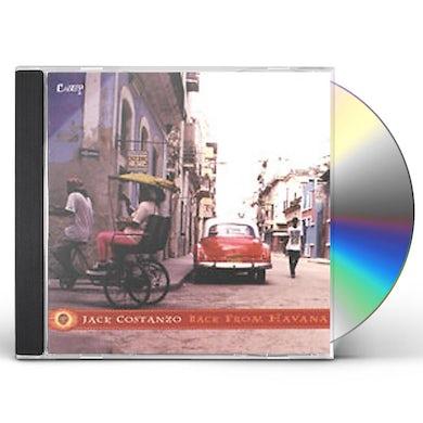 Jack Costanzo BACK FROM HAVANA CD