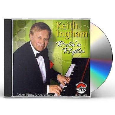 Keith Ingham ROCKIN IN RHYTHM CD