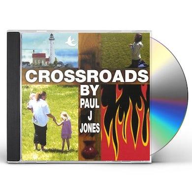 Paul Jones BAPTISM RIVER CD