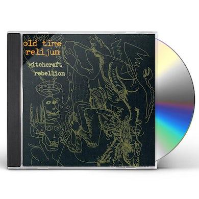 WITCHCRAFT REBELLION CD