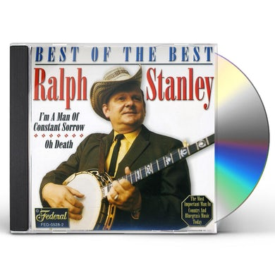 Ralph Stanley BEST OF THE BEST CD
