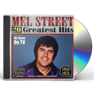 Mel Street 20 GREATEST HITS CD