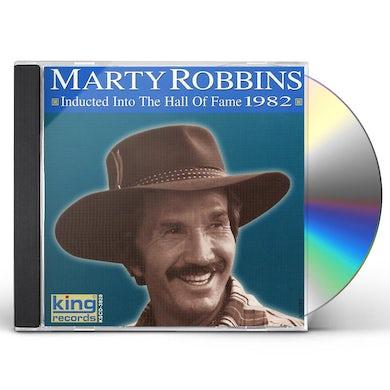 Marty Robbins HALL OF FAME 1982 CD