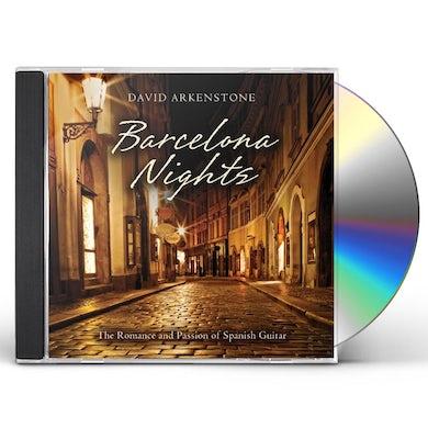 David Arkenstone BARCELONA NIGHTS CD