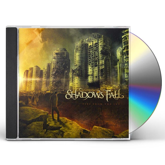 Shadows Fall FIRE FROM THE SKY CD