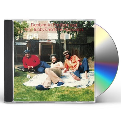 King Tubby's DUBBING IN THE BACKYARD CD