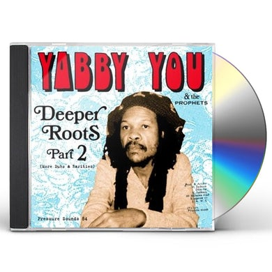 Yabby You DEEPER ROOTS PART 2 CD