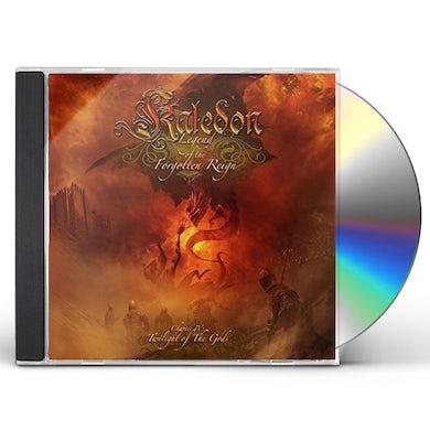 Kaledon TWILIGHT OF THE GODS CD