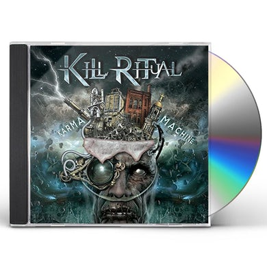 Kill Ritual KARMA MACHINE CD