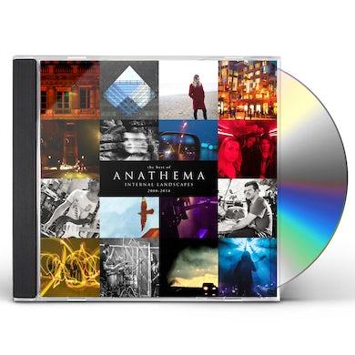 Anathema INTERNAL LANDSCAPES CD