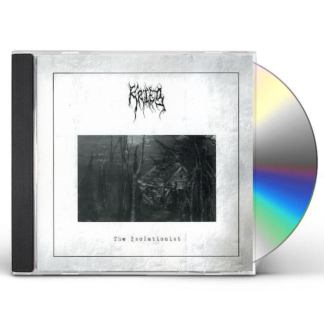 Krieg ISOLATIONIST CD