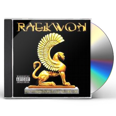 Raekwon FLY INTERNATIONAL LUXURIOUS ART CD