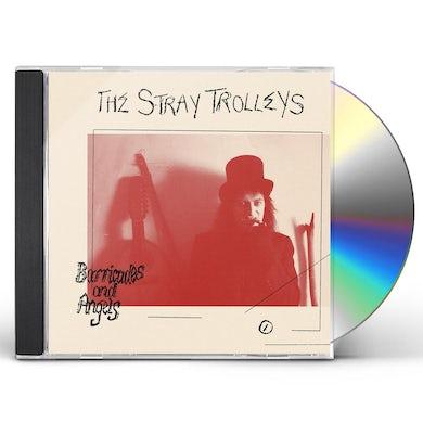 Stray Trolleys BARRICADES & ANGELS CD