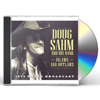 Doug Sahm INLAWS & OUTLAWS CD