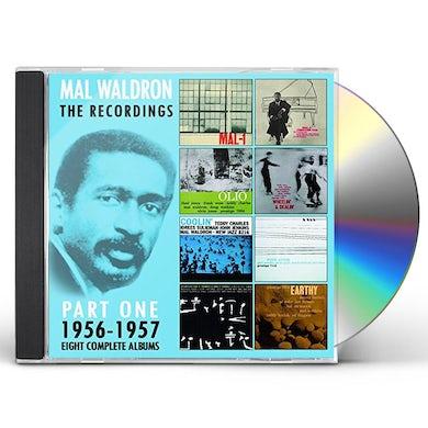 Mal Waldron RECORDINGS 1956-1957 CD
