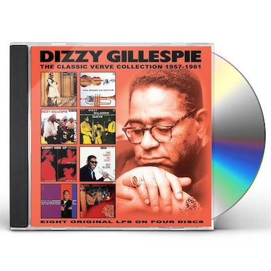 Dizzy Gillespie CLASSIC VERVE COLLECTION CD