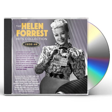 Helen Forrest HITS COLLECTION 1938-46 CD