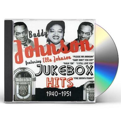 Buddy Johnson JUKEBOX HITS: 1940-51 CD