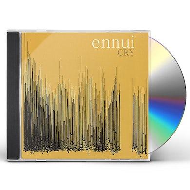 Ennui CRY CD