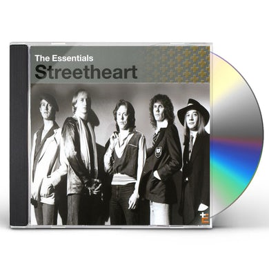 Streetheart ESSENTIALS CD