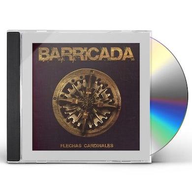 Barricada FLECHAS CARDINALES CD