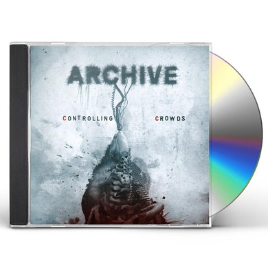 Archive CONTROLLING CROWDS CD