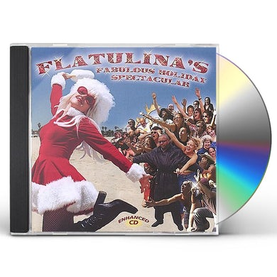 FLATULINAS FABULOUS HOLIDAY SPECTACULAR CD