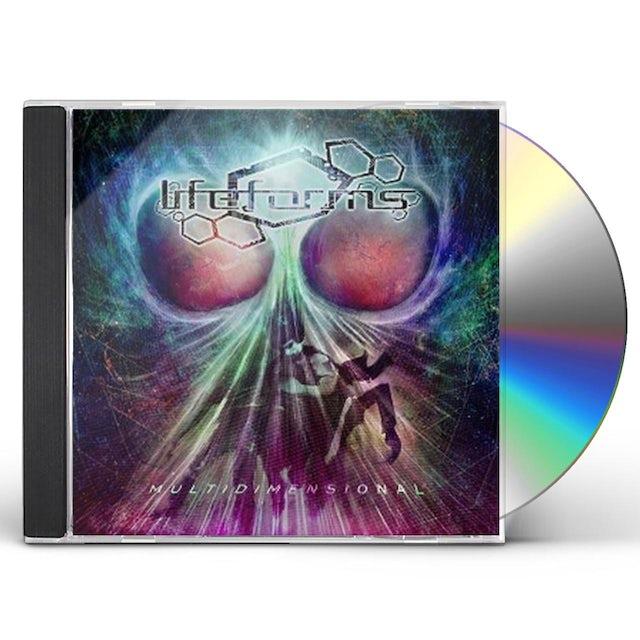 Lifeforms MULTIDIMENSIONAL CD