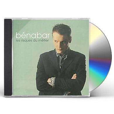 Benabar LES RISQUES DU METIER CD