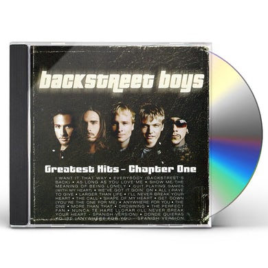 Backstreet Boys G.H. - CHAPTER ONE CD