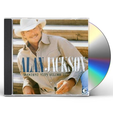 Alan Jackson GREATEST HITS 2 CD