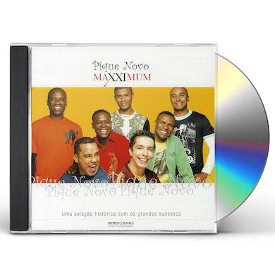 Pique Novo MAXXIMUM CD